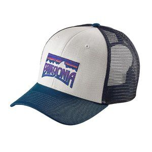 PATAGONIA Fitz Roy Frostbite Trucker Hat NEW NWT